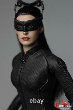 1/6 Catwoman FIRE A025 Selina Kyle Anne Hathaway Figure The Dark Knight Rises