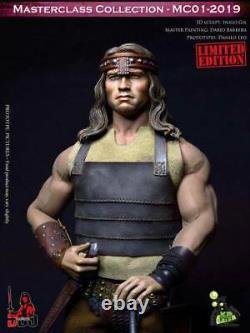 1/6 Kaustic Plastik MC01-2019 Conan the Barbarian Accessories Suit WithHead Scuplt