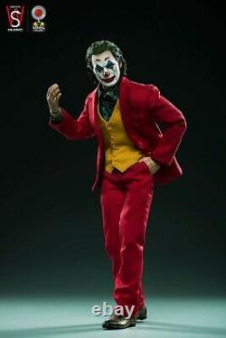 1/6 Scale SWTOYS FS027 VINYL STUDIO-V003 Joker Clown Joaquin Figure Set