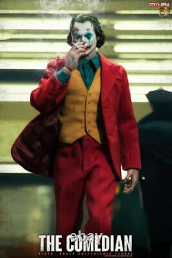 1/6 The Comedian Joker TOYS ERA PE004 Jacques Full Set Male Action Figure