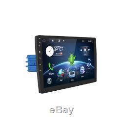 1 Din Car Stereo Radio Audio GPS Navi Android 10.0 DAB OBD 4G+64G HDMI Head Unit
