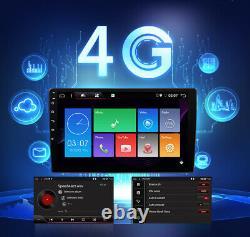 10.1 Android 10 2 DIN GPS Car Stereo NAVI Head Unit FM AM 4G WiFi HDMI 4GB+64GB