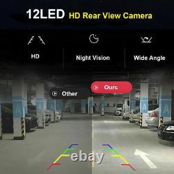 10.1 Android 8.0 Single DIN Car Radio Stereo GPS Head Unit SAT NAV WiFi FM MAP