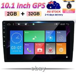 10.1Double 2 DIN Android 10 Car Stereo GPS Head Unit FM/AM Player Car Play 4G