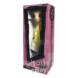 10 CORALINE doll RAINCOAT poseable REPLICA PROP toy RAIN COAT neil gaiman NECA