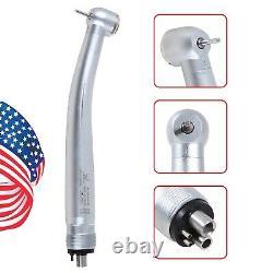 10x NSK PANA MAX Style Dental High Speed Handpiece Push Button 4 Hole Big Head