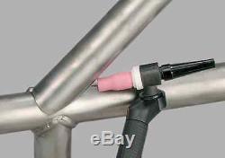 12.5' WP-17 Swivel Head Tig Torch Miller Syncrowave 210 200 180SD Econotig USA