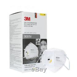 150X Dust Respirator Folding Protect Mask PM2.5 Ear Head Hang 9001v 3M