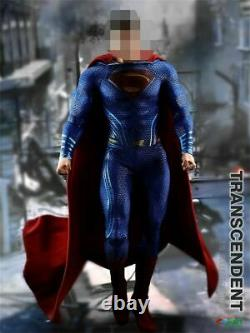 16 BY-ART BY-013 Superman Clark Kent Kal-El Male Action Figure Collectible
