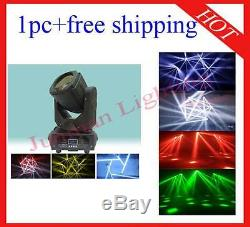 1pc 430W Supper Led Beam Moving Head Disco DJ Stage Lighting Free Shipping