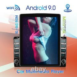 2 Din Android 9.0 Head Unit 9.7 Car Radio Stereo GPS WIFI MP5 Player Bluetooth