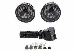 2004-2015 Nissan Titan Fog Light Lamps Switch Kit witho Auto Head Lights OEM NEW