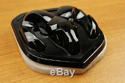 2013-2019 RAM 1500 2500 3500 Front and Rear Black Ram Head Emblem Set MOPAR OEM