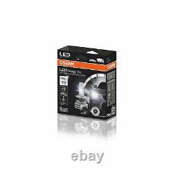 2x H4 LED OSRAM LED für HL GEN2 (Next Generation) 6000K Birnen 9726CW Lichter