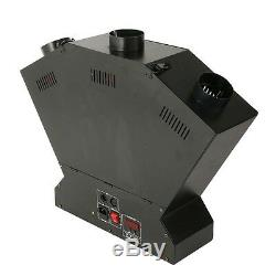 3 Head Flame Thrower DJ Band Stage Show Effect DMX Fire Projector Machine