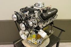 427 Small Block Ford Stroker Crate Engine 351 Windsor AFR heads Edelbrock 520HP