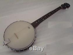 5 String Banjo, Open Back, Remo Head, Free Gig Bag