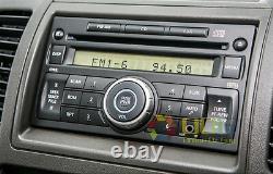 6.2 Car DVD GPS Navigation Head Unit Stereo For Nissan Navara 2007-2015 D40