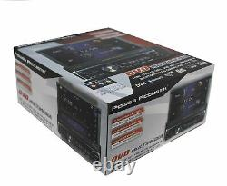 7 Flip Down Bluetooth Single Din Touch Screen Head Unit DVD Multimedia PD-720B