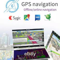 7 Inch Android 8.1 Head Unit Car Stereo GPS Sat Nav Radio 2 Din Touch USB WIFI