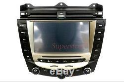 8 inch Honda Accord euro 2003 -2007 Car DVD GPS Stereo Player Head Unit dual air
