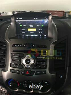 8Car Dvd GPS Head Unit stereo usb For Ford Ranger PX XL XLS XLT 2012 2015