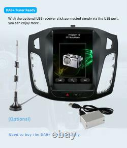 9.7 Head unit For Ford Focus 2012-2017 Android 10 Car Stereo GPS NAVI Car Play