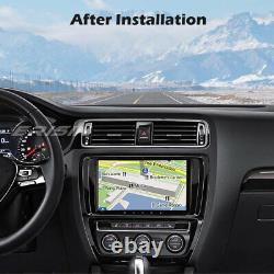 9 Android 10.0 Car Radio DAB+ Head Unit GPS BT OBD for VW Golf 5 6 Passat Skoda