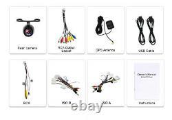 9 Android 10 GPS Car Radio stereo Head unit For Toyota Camry 2007-2011 Carplay