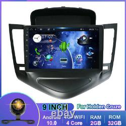 9 Car Stereo For Holden Cruze 2009-2016 Android 10.0 GPS NAVI Head Unit USB DAB