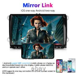 9 Inch Android 10.0 Head Unit Car Stereo GPS Sat Nav Radio 2 Din Touch USB WIFI