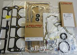 99-04 LQ4 LQ9 6.0L GEN III BLOCK MLS Engine Gasket Seal Set LS9 HEAD GM/FELPRO
