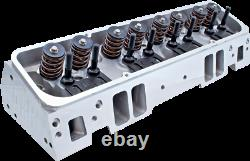 AFR 1006 SBC 195cc Aluminum As Cast Cylinder Head SB Chevy Angle Plug