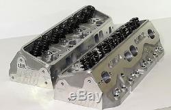 AFR CHEVY SBC 406 421 434 ELIMINATOR HEADS 210cc 65cc FULLY BUILT # 1054-HR-65