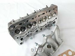 Abarth 850 1000 Tc/r Fiat 127 Autobianchi A112 600 Seat Pbs 8 Port Cylinder Head
