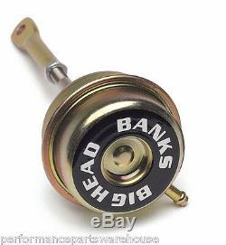 BANKS BIGHEAD WASTEGATE ACTUATOR Fits 94-98 DODGE 5.9L CUMMINS 12 & 24 Valve