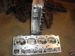 BBC Chevrolet 396 427 454 496 502 540 Aluminum Heads 320cc Rectangle port 2.250