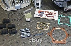 BLASTER Yamaha YFS200 VITO's big Bore 240cc kit Cylinder head Piston Jets Gasket