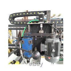 BT30 Taper Mechanical Power Head Spindle Unit Head 724 3000rpm CNC Mill
