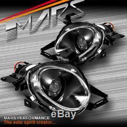 Black High beam Head Lights for TOYOTA SOARER & LEXUS SC300 SC400 91-01