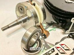 Blaster Big Bore Cylinder Head Motor Rebuild Kit Complete Crank Top Bottom 68mm