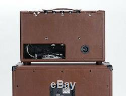 Bootlegger Guitar Blues 15 EL 84 Tube Head with Reverb / Tremolo