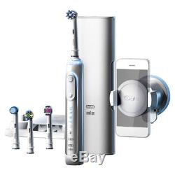 Braun Oral B Genius 9000 Bluetooth with 4 Brush Heads included 2 Year Warranty
