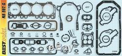 Buick 364 400 401 425 Nailhead Full Engine Gasket Set/Kit BEST Head+Intake 57-66