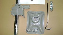 Bumper Jack Kit 69 Camaro base shaft head J-bolt 1969