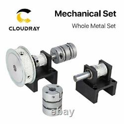 C Series CO2 Laser Metal Parts Mechanical Parts Set Transmission Laser head