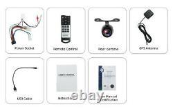 Car DVD Player For Toyota Landcruiser Prado Hilux Stereo Head Unit Radio AU Map