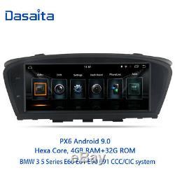 Car Raido Android 9.0 For BMW 3 5 Series E60 E61 E90 Stereo Navi GPS Head Unit