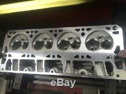 Chevrolet LS3 L76 L92 LS2 255cc 64cc Assembled Aluminum Cylinder Head Pro Header