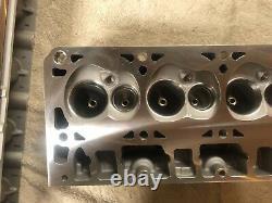 Chevrolet LS3 L76 L92 LS2 255cc 64cc Pair (2) Bare Aluminum Cylinder Heads
